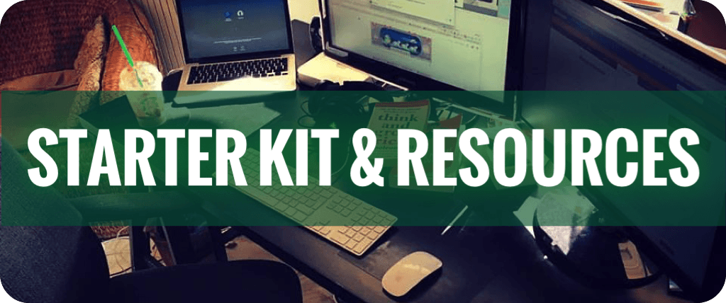 starter kit and resources