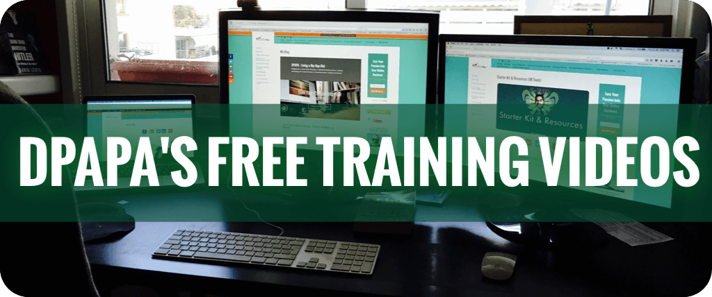 dpapa's free training videos